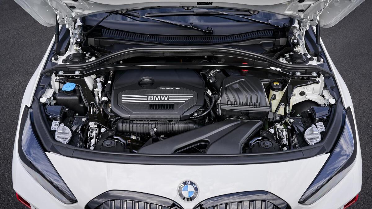 BMW 128ti - Engine