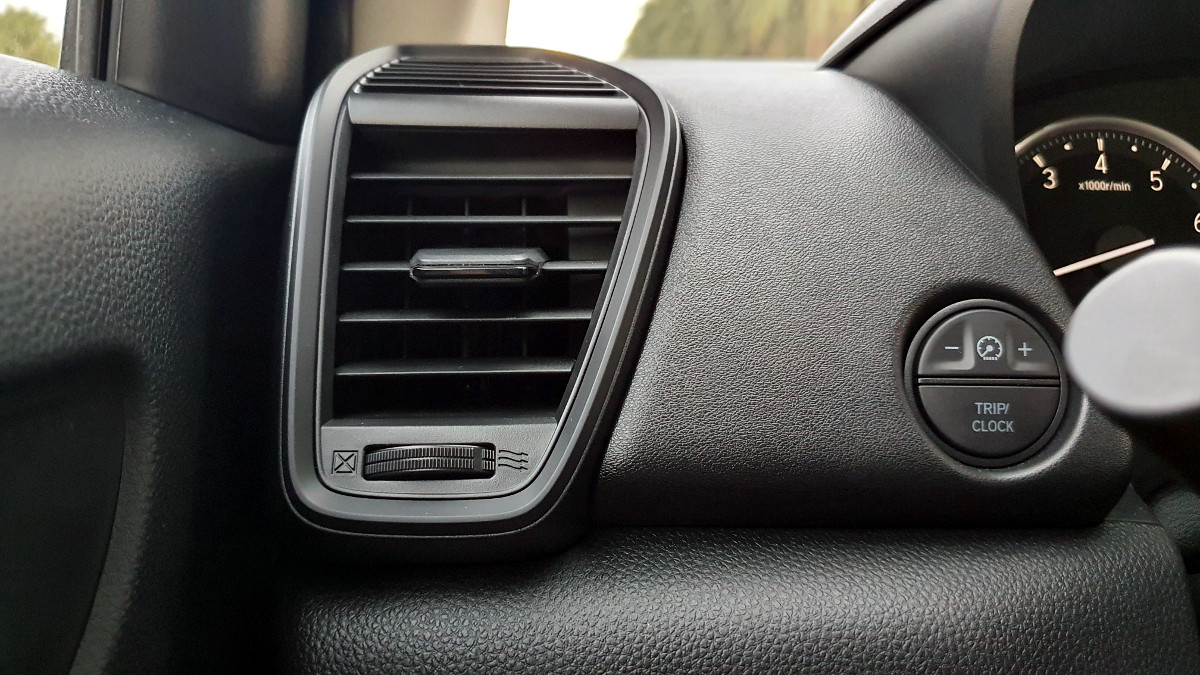The 2021 Honda City 1.5 S CVT Airconditioning Vents - Drivers' Seat Side