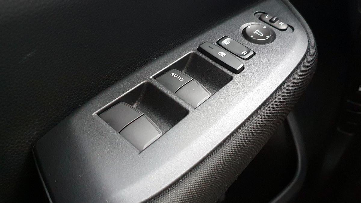 The 2021 Honda City 1.5 S CVT Driver's Seat Windows and Doors Control