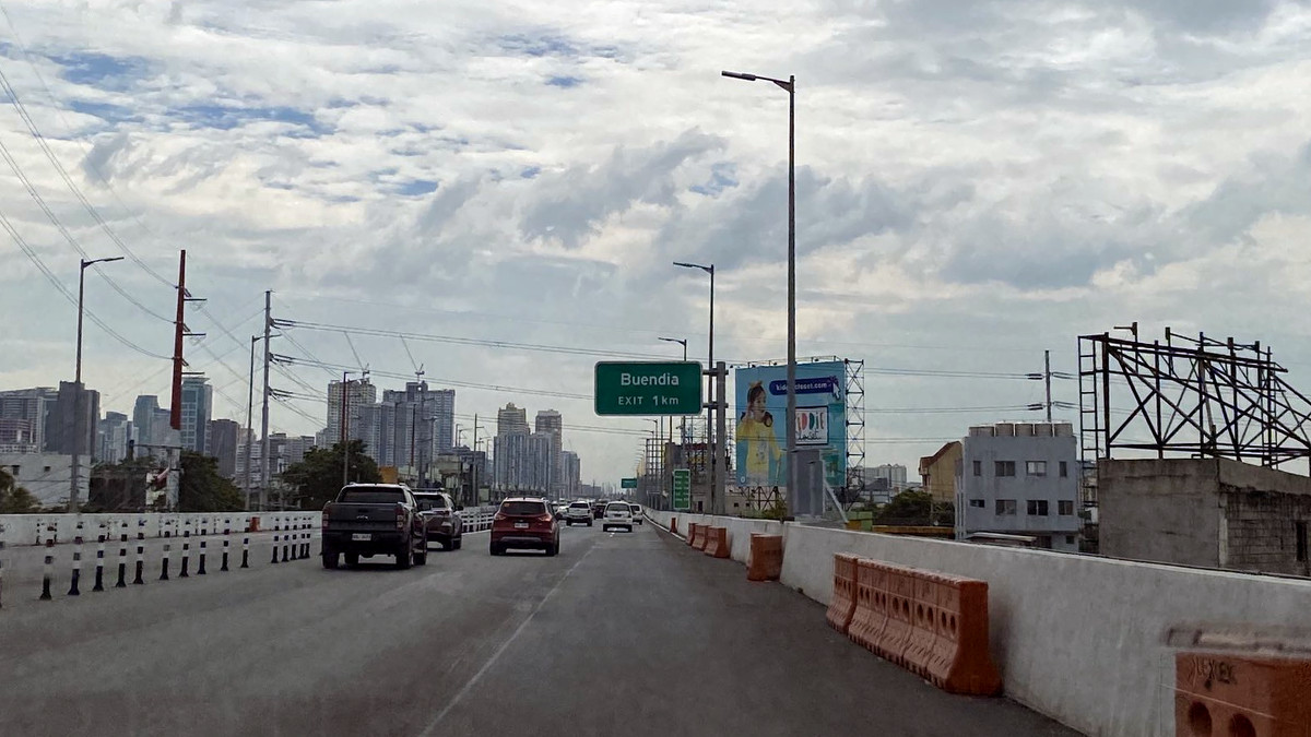 Skyway Toll Fee still pending approval by the TRB