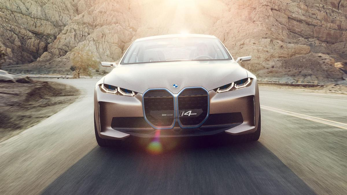 BMW's Electric M Car
