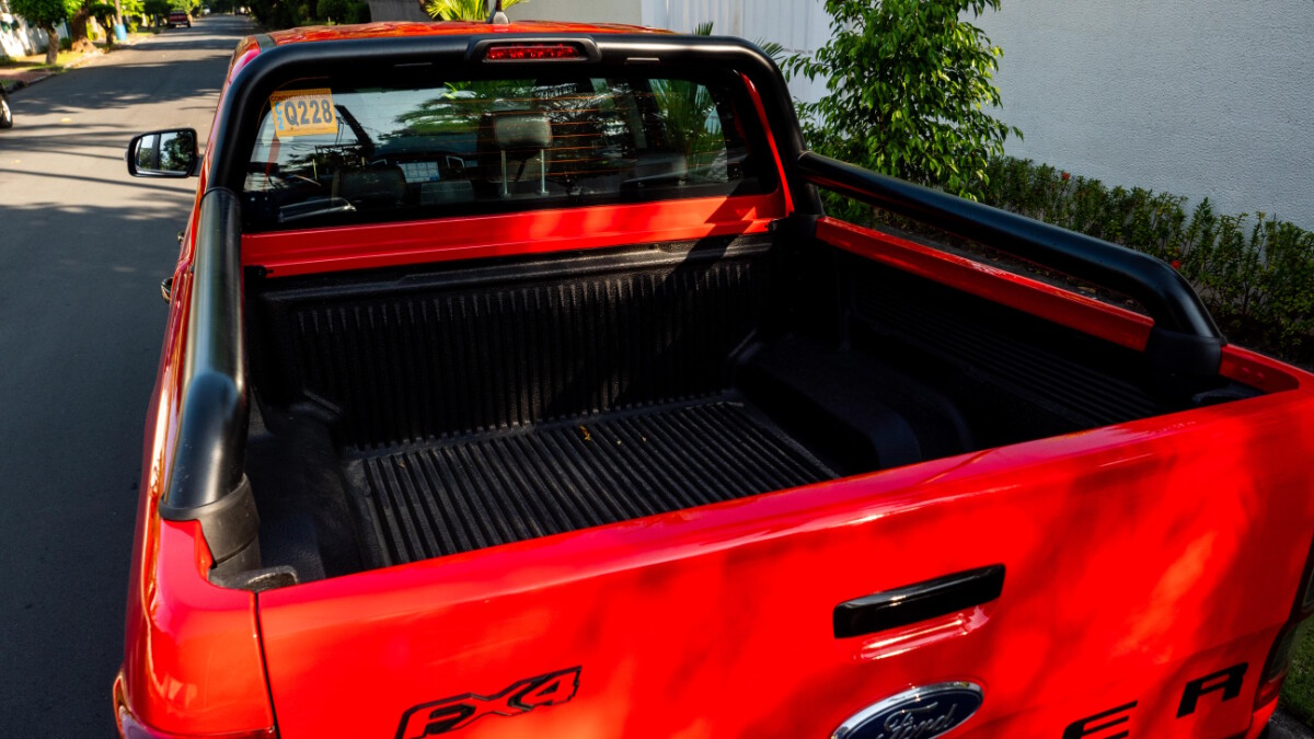 The 2020 Ford Ranger FX4 4x2 AT - Cargo Bed