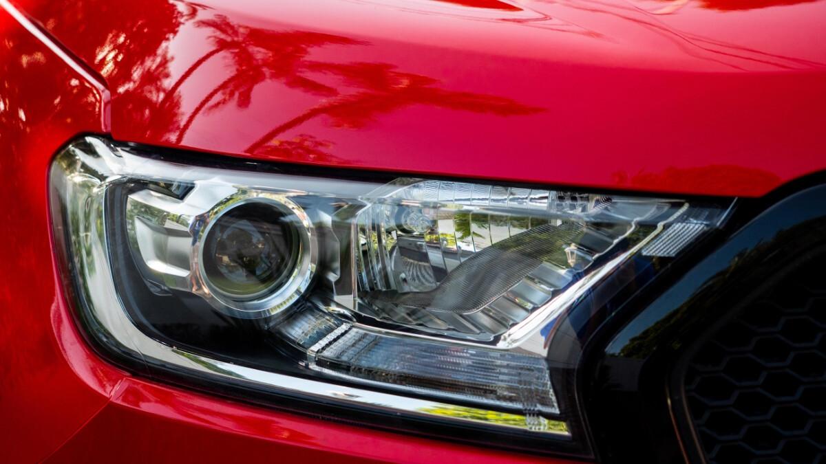 The 2020 Ford Ranger FX4 4x2 AT - Headlamp