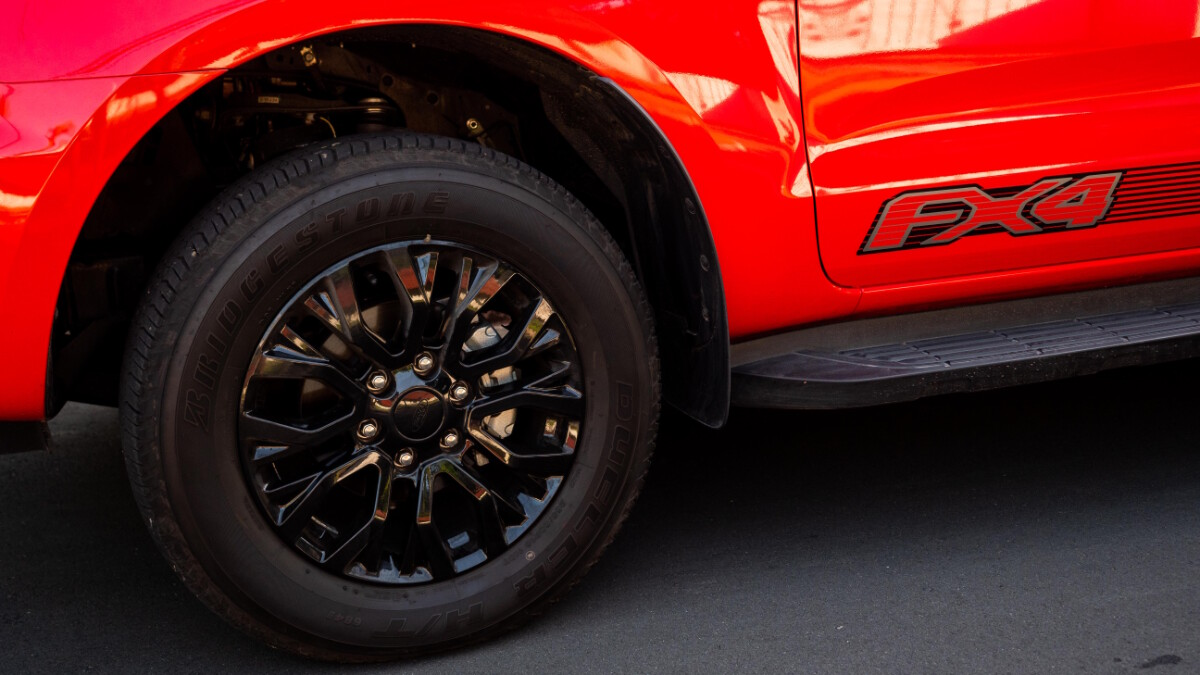 The 2020 Ford Ranger FX4 4x2 AT - Ride and Handling
