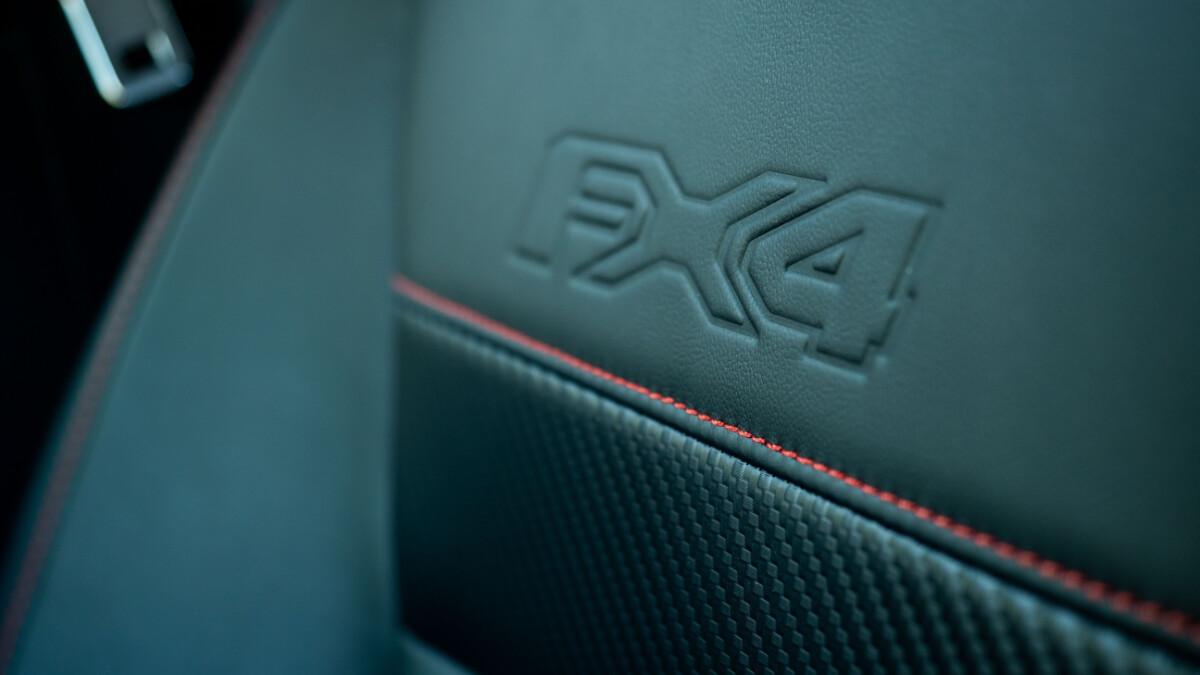 The 2020 Ford Ranger FX4 4x2 AT - FX4 Detail