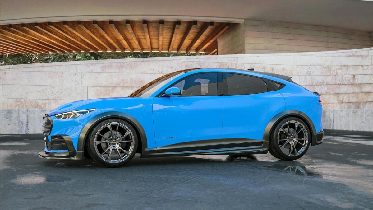 Ford Mustang Mach-E - Profile