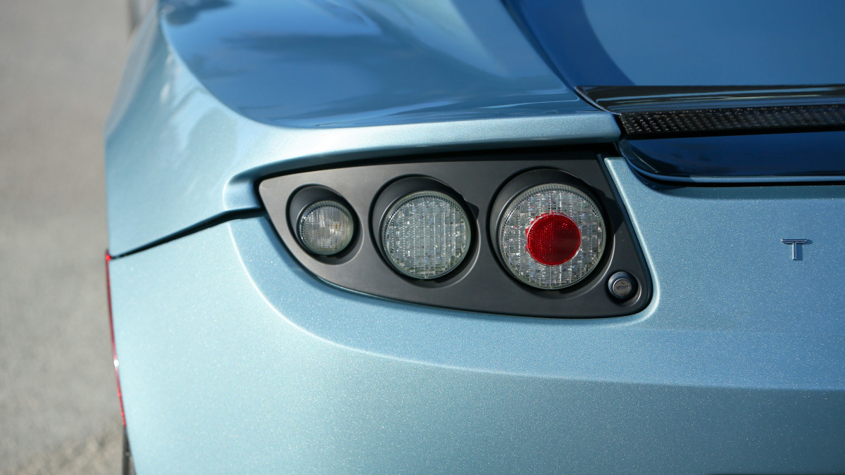 Tesla R80 Roadster - Tail Lights