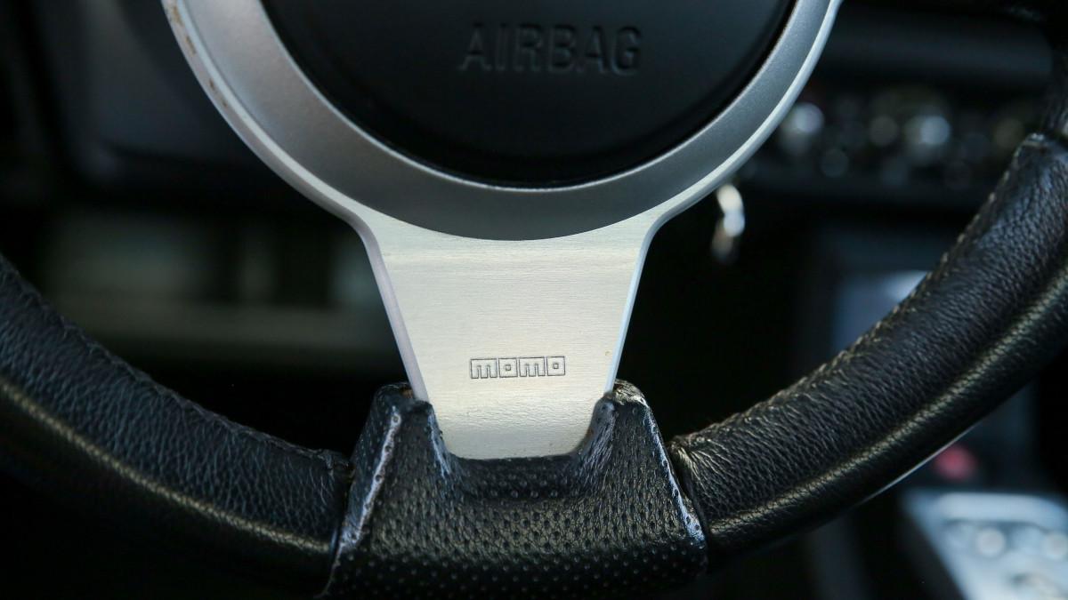 Tesla R80 Roadster  - Steering Wheel Detail