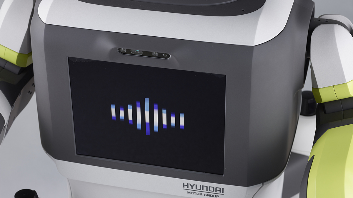 Hyundai's Dal-e Built-in Front Screen