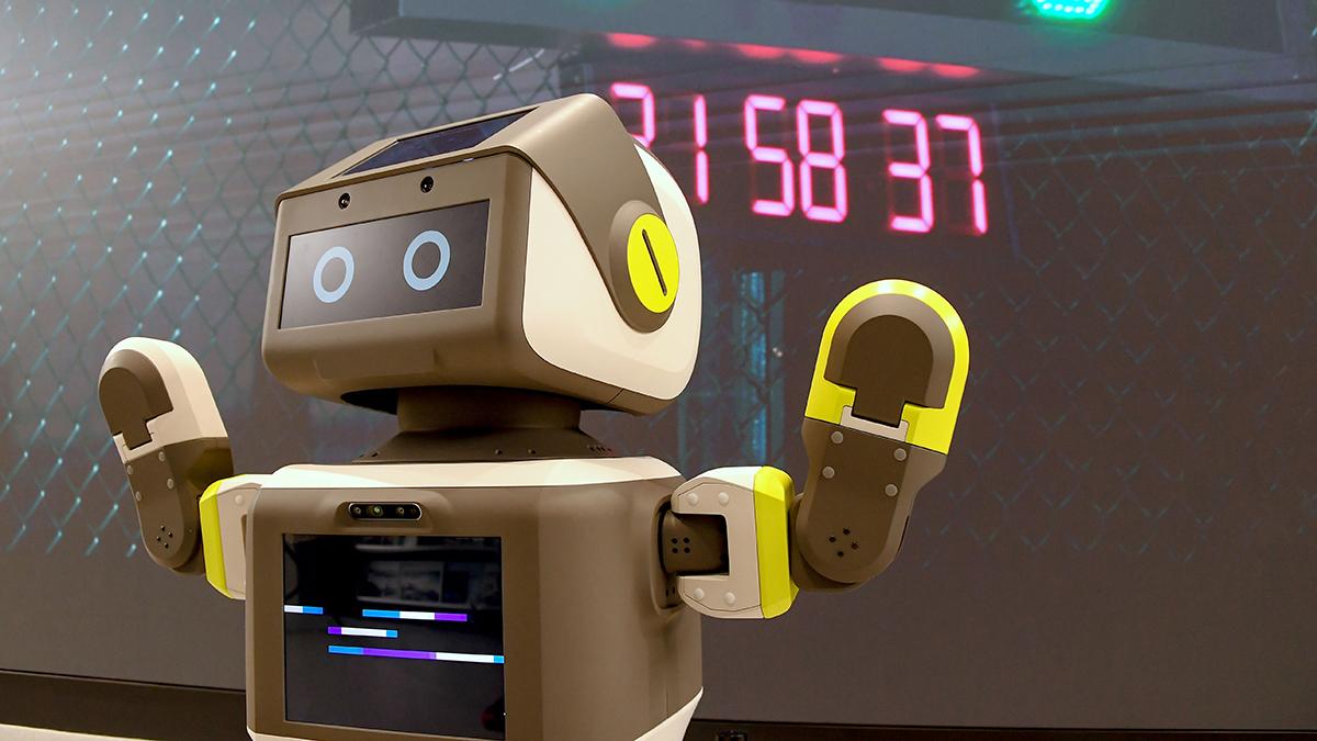 Hyundai introduces humanoid robot DAL-e