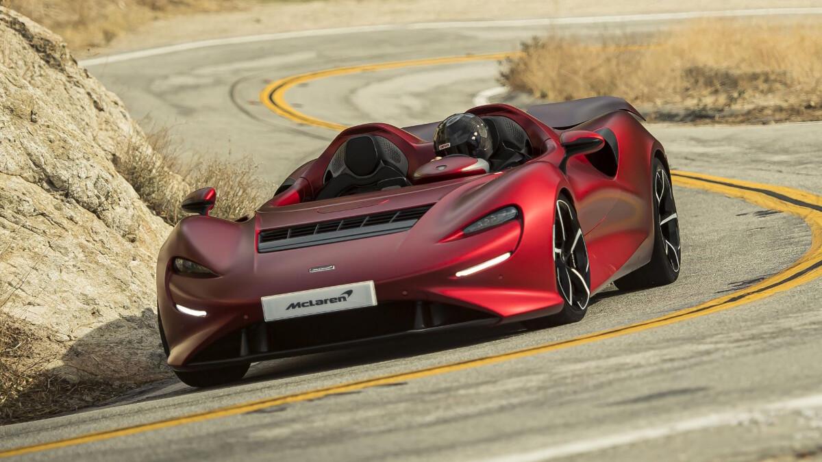 The McLaren Elva - On the Road