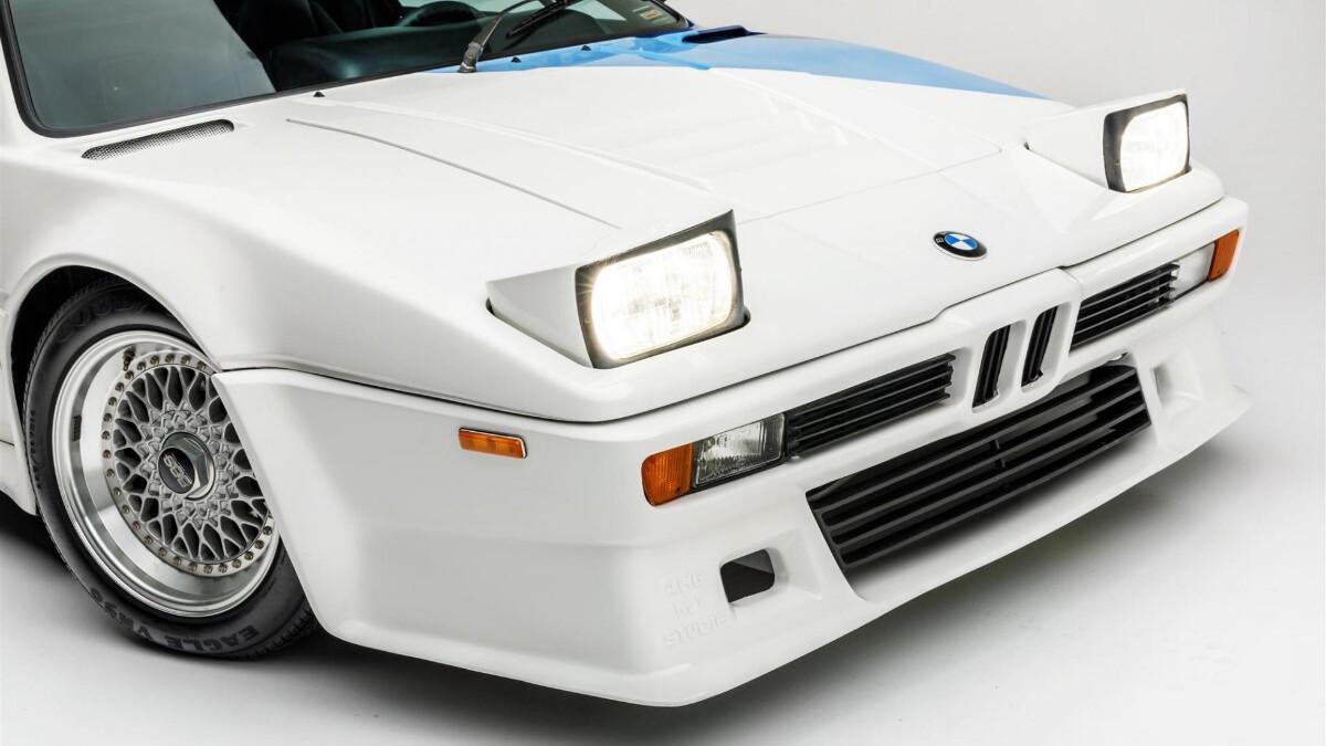 Paul Walker's BMW M1 -  Head Lamps