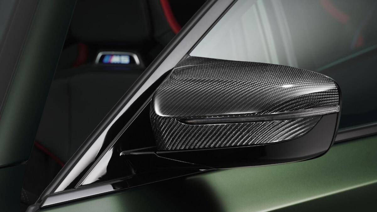 BMW M5 CS - Side Mirror