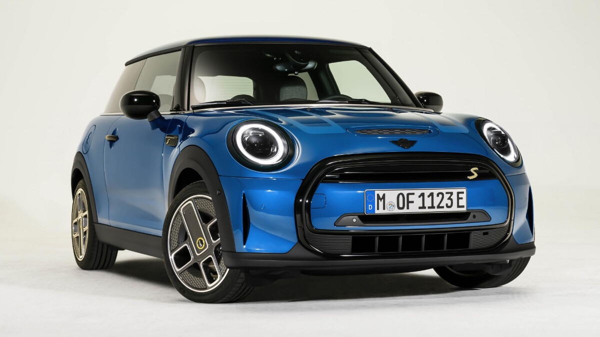 Mini Hatch - Front Angled View