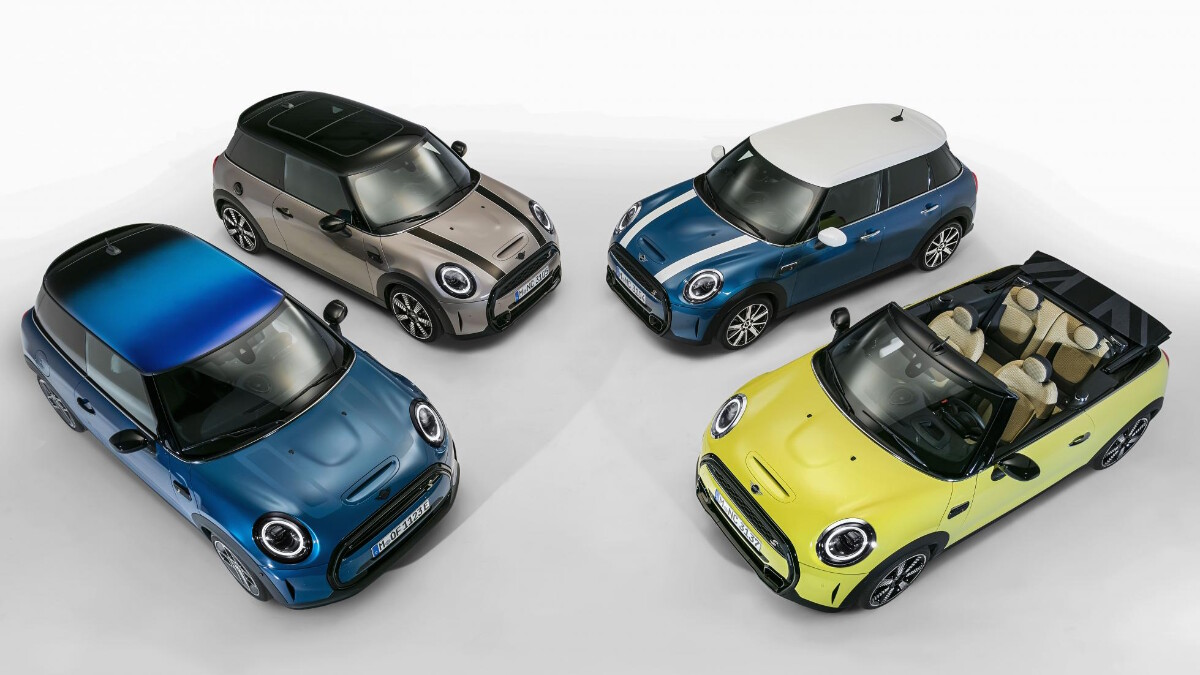 Mini Updates: Hatch, Electric, and Electric