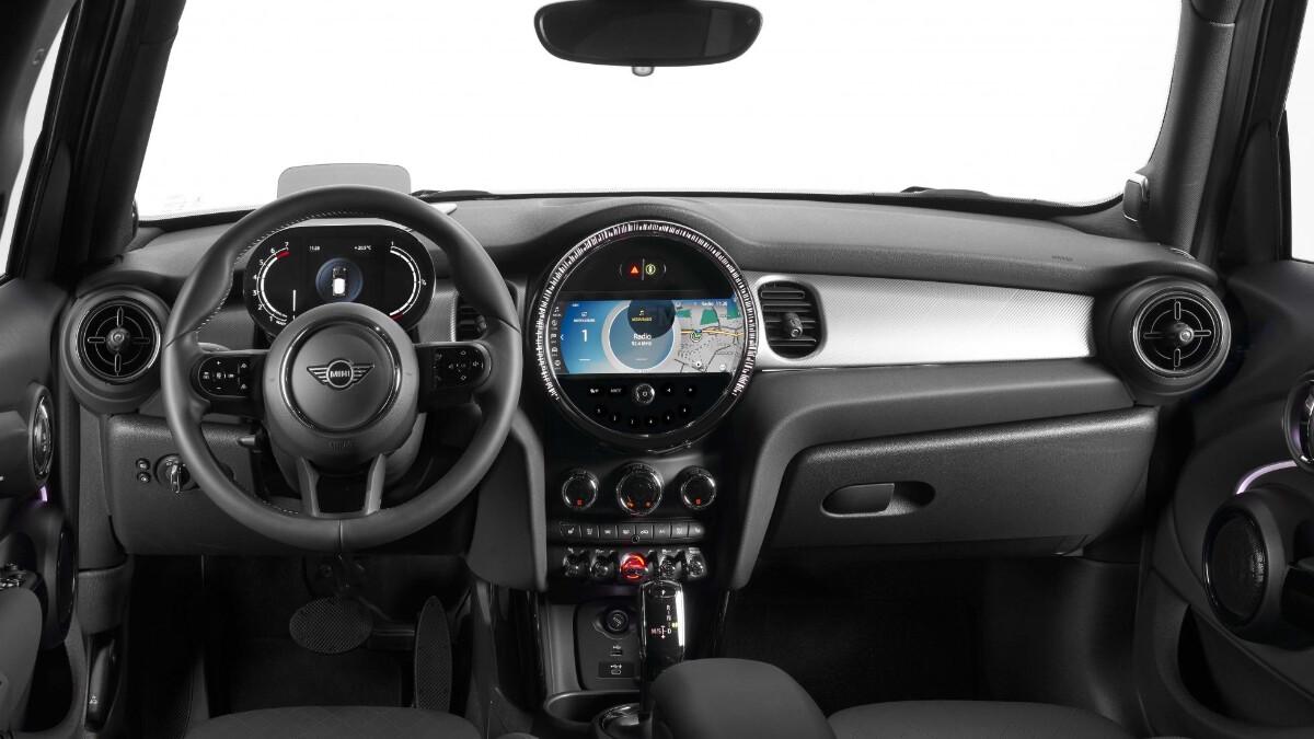 Mini Cooper - Interior Dashboard