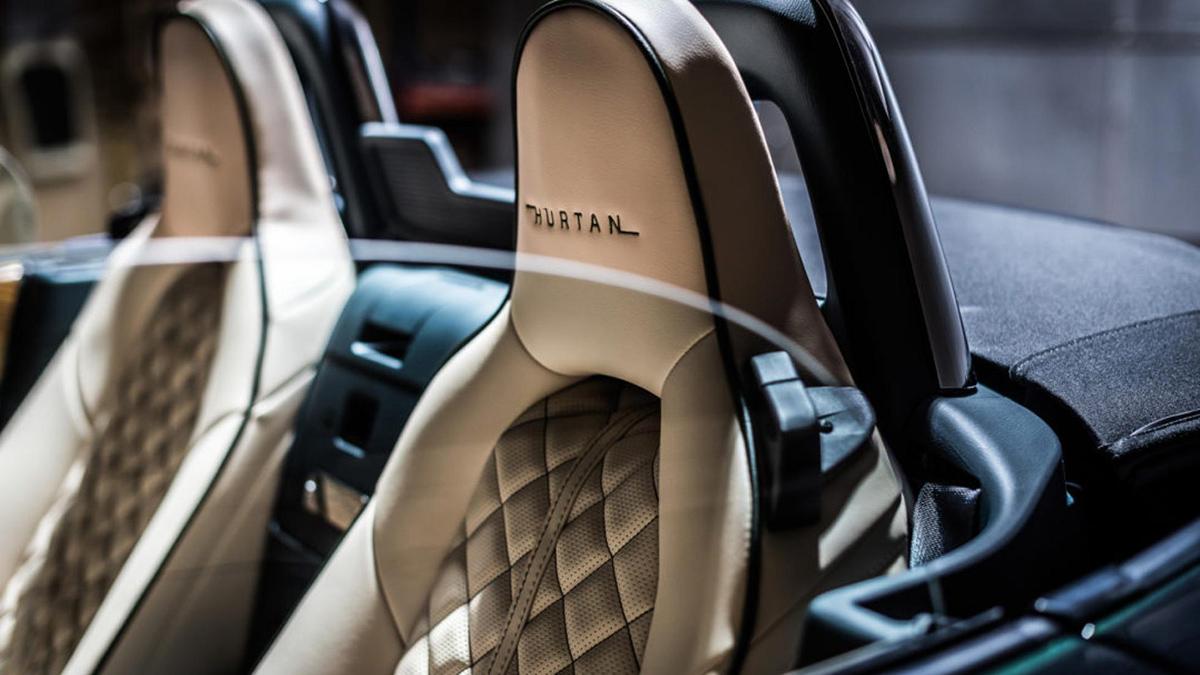 Hurtan Grand Albaycín - Seats Detail