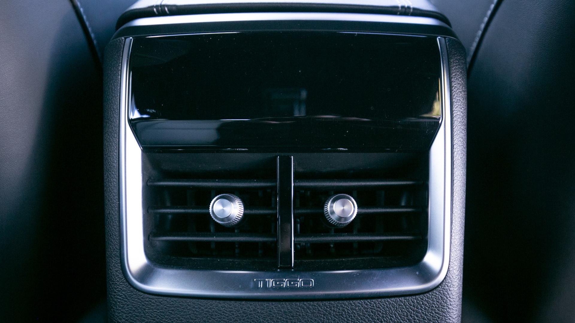 Chery Tiggo 7 Pro - Backseat Airconditioning Panel