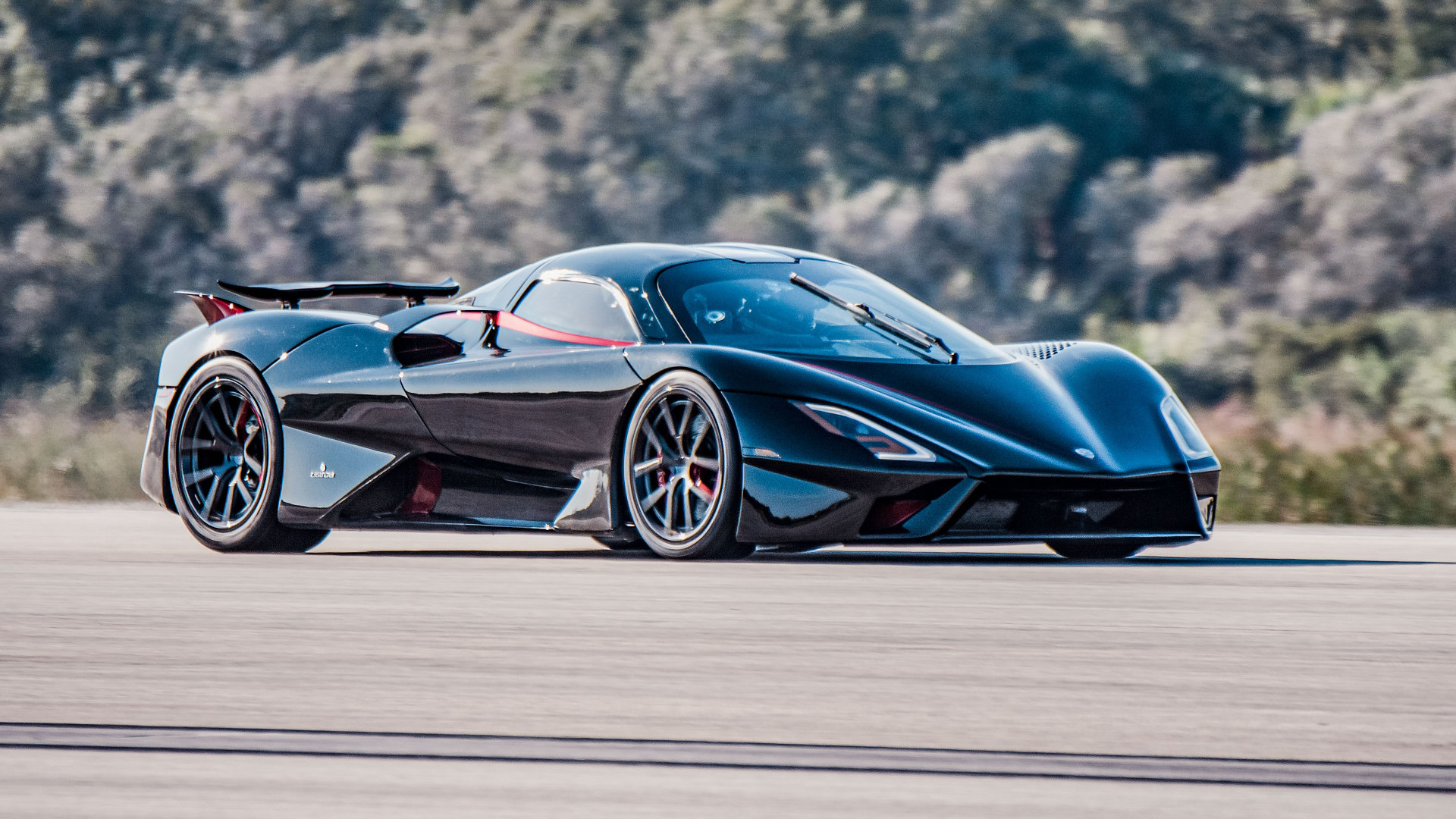 The SSC Tuatara is officially the world's fastest production car