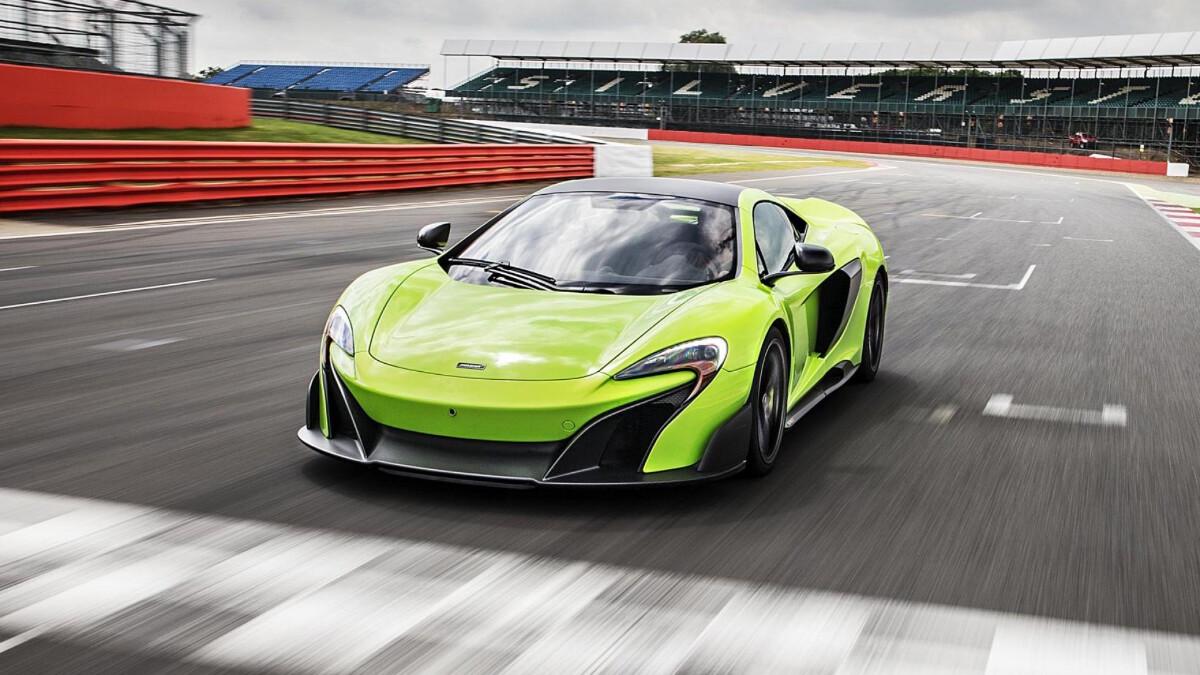 McLaren best moments