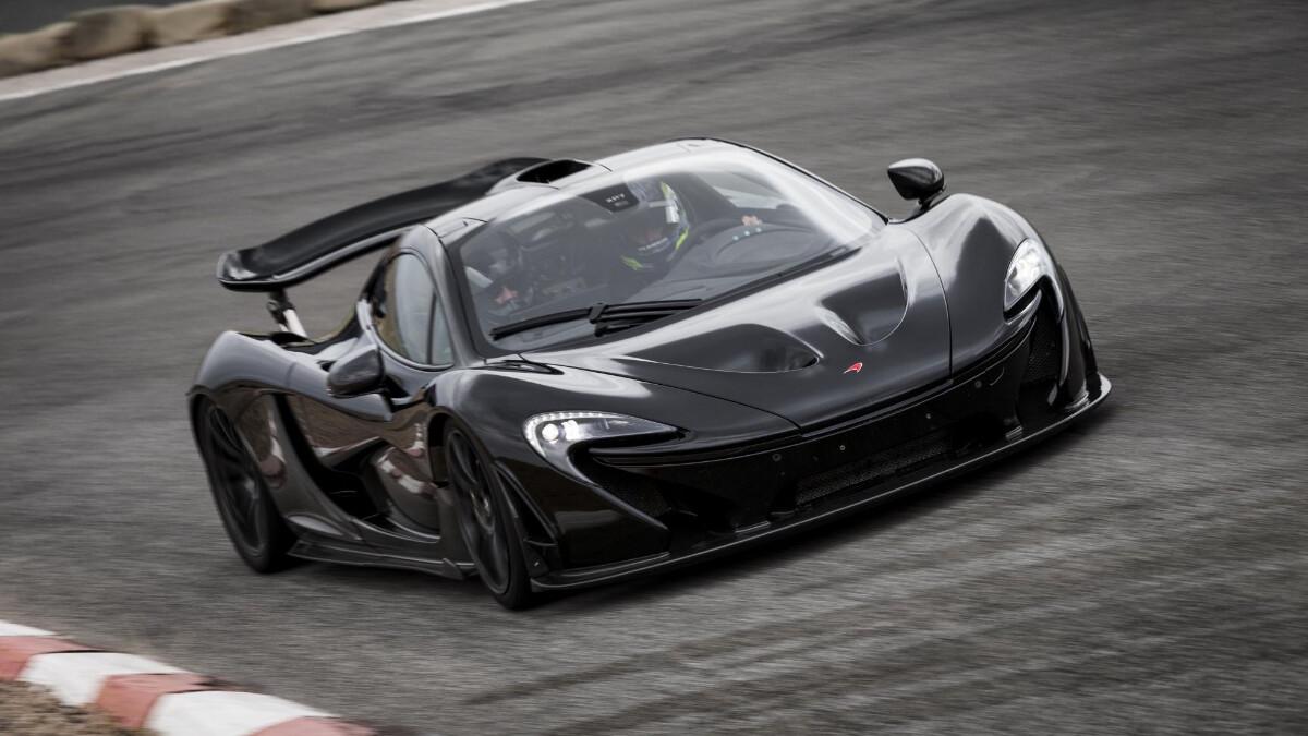 McLaren weirdest moments