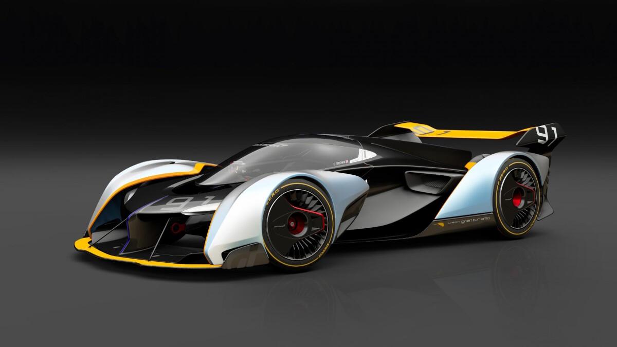 McLaren concept cars