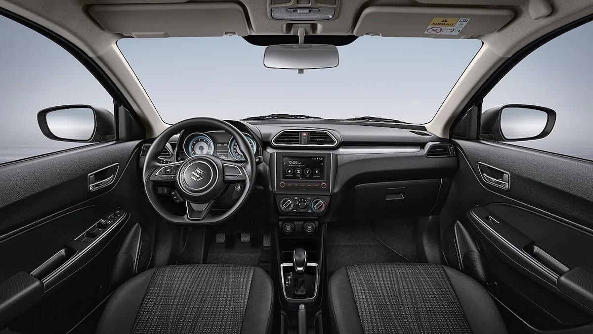 Suzuki Dzire - Interior