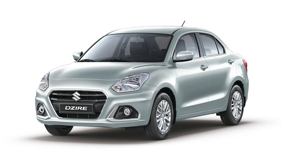 Suzuki Dzire - Feature