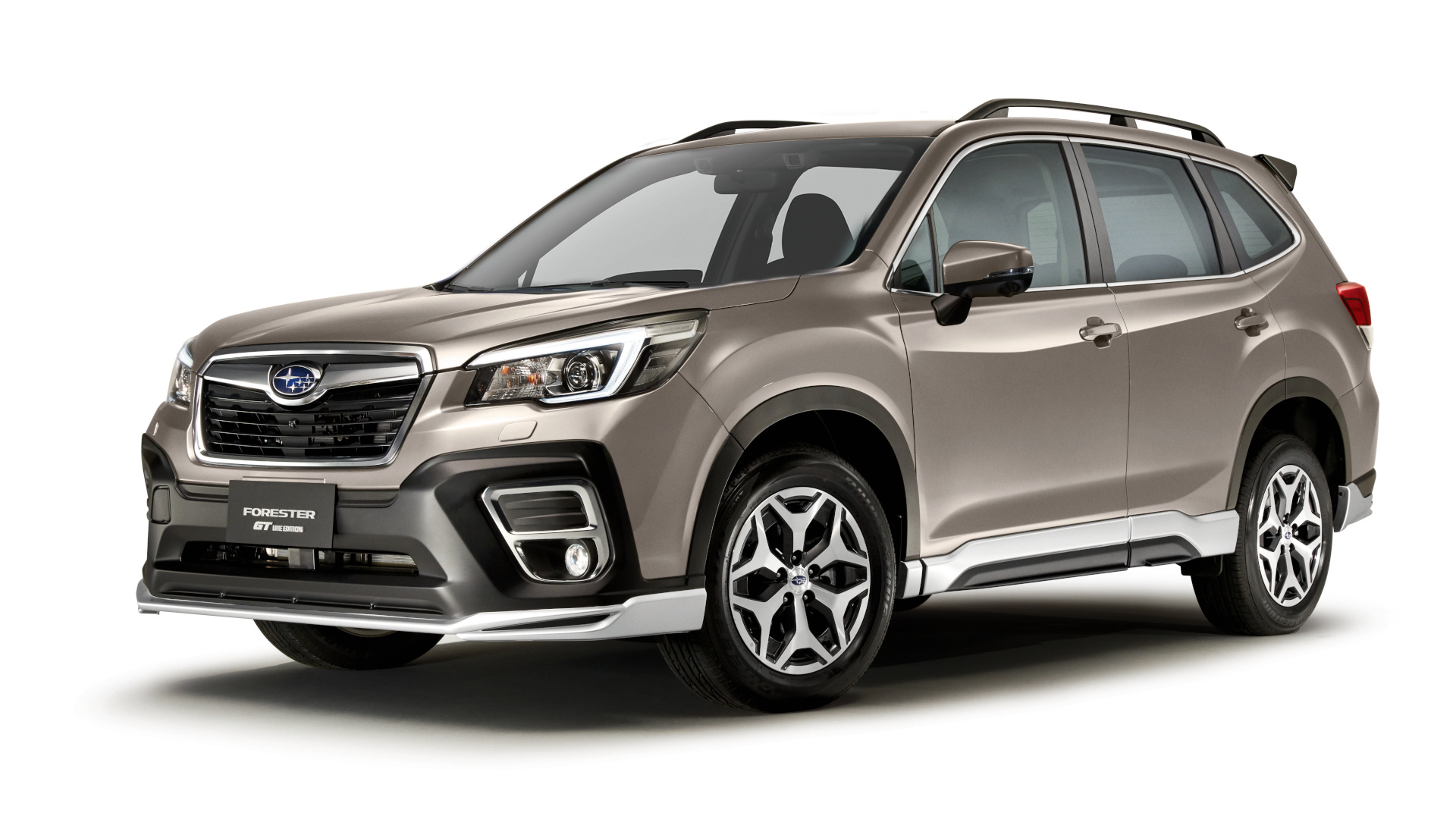 The Subaru Forester GT Lite Edition