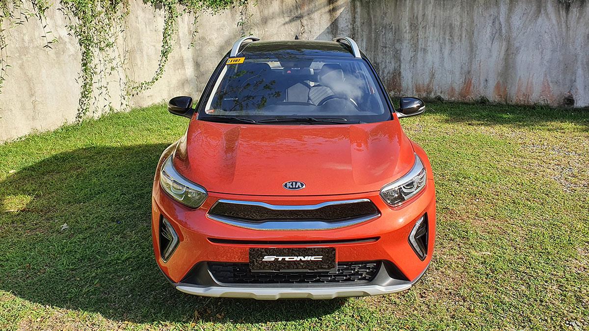 The Kia Stonic - Exterior Front View