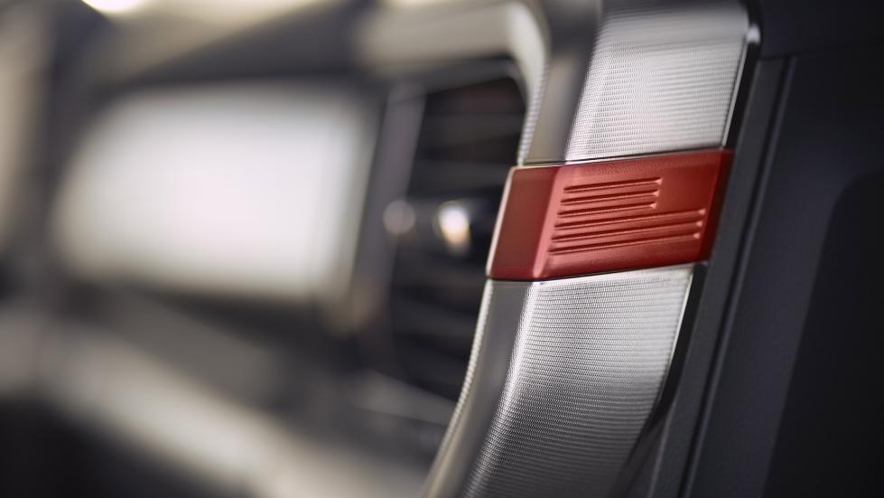 The Ford F-150 Raptor - Dashboard Close Up Detail