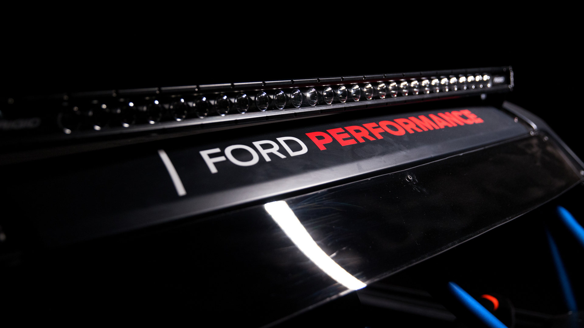The Ford Bronco 4600 - Ford Performance Detail