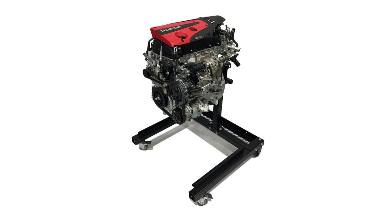 Honda Civic Type R K20C1 crate engine