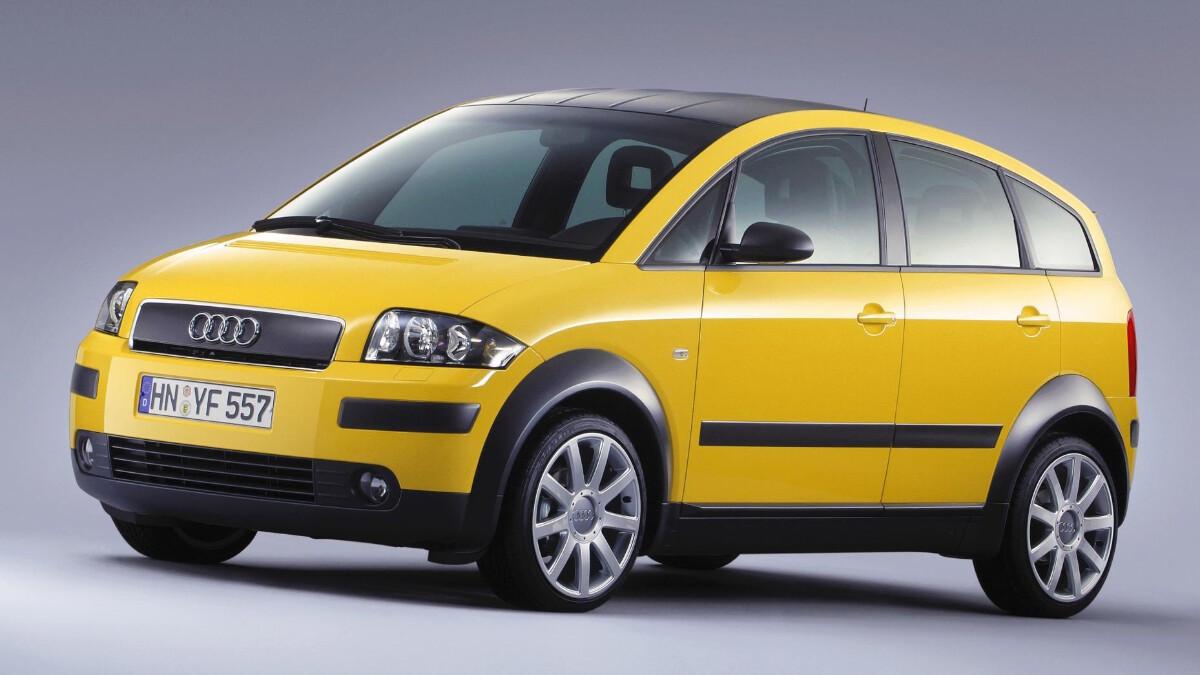 The Audi A2