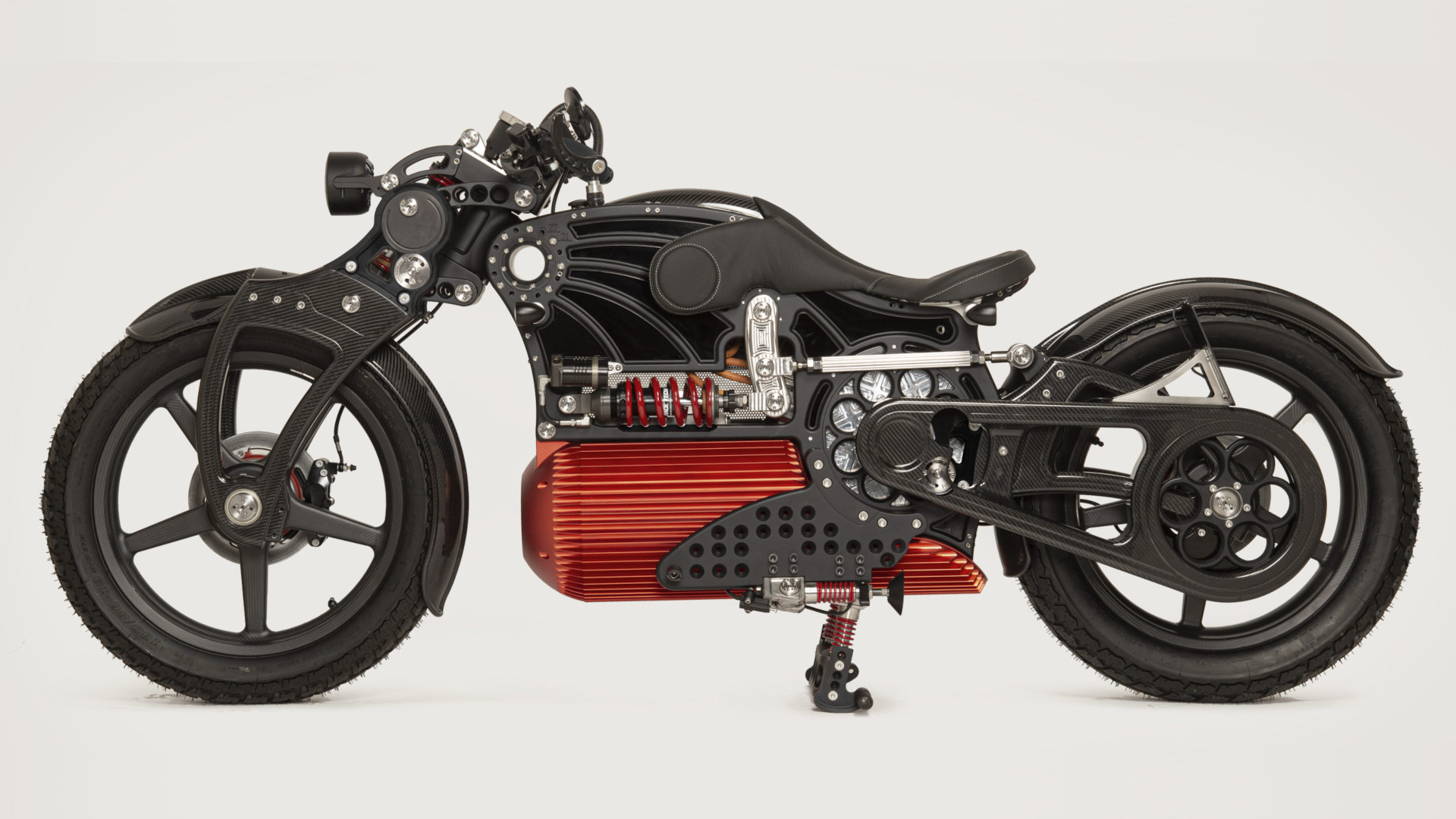 The One by Curtiss Motorcycles - Profile