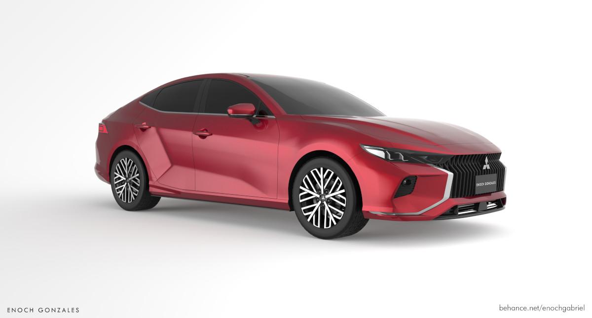 Mitsubishi Lancer concept