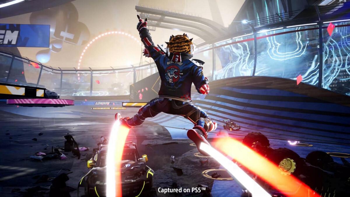 Destruction All-Stars in game screenshot