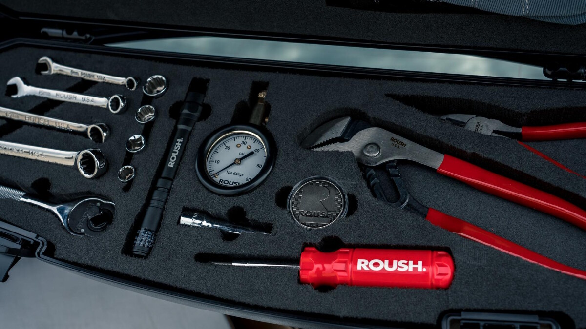 Tools by Roush