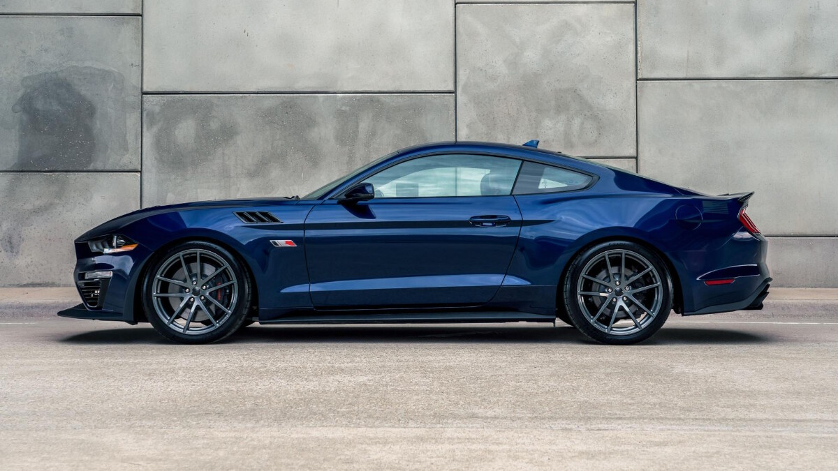 The Stage 3 Ford Mustang  profile