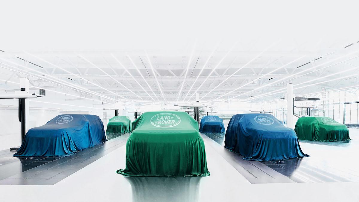 Jaguar models from 2025 onwards will be EVs