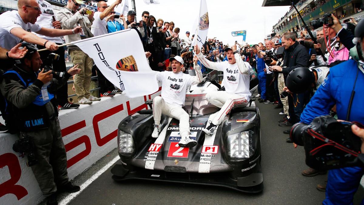 Toyota's 2016 Le Mans run