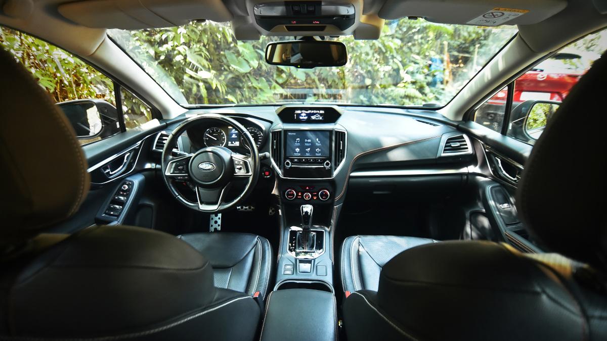 Subaru XV GT Edition Interior