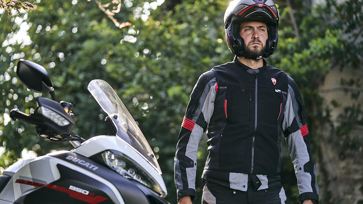 The Ducati Smart Jacket