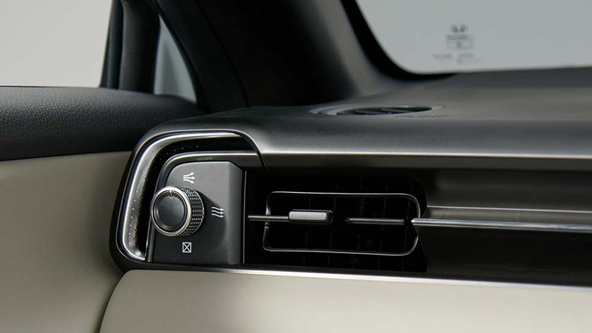 Honda HR-V air conditioning