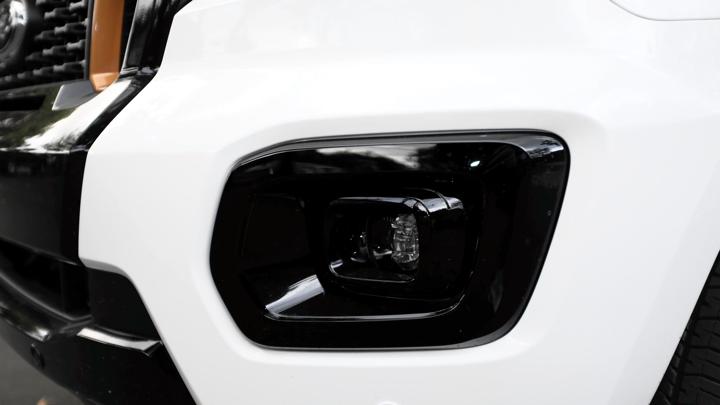 Ford Ranger Wildtrak fog lamp