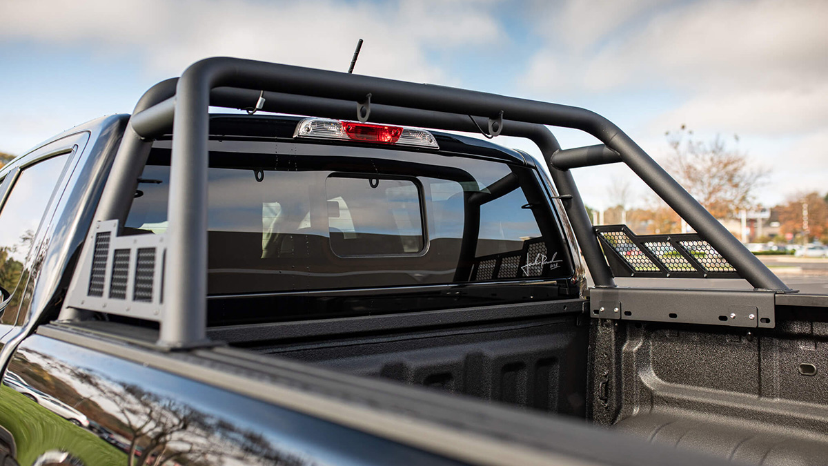 Roush Ford Ranger roll bars
