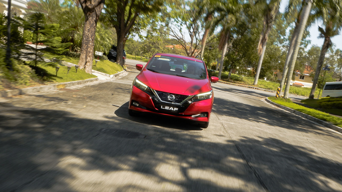 Nissan Philippines is launching the Leaf locally on May 9