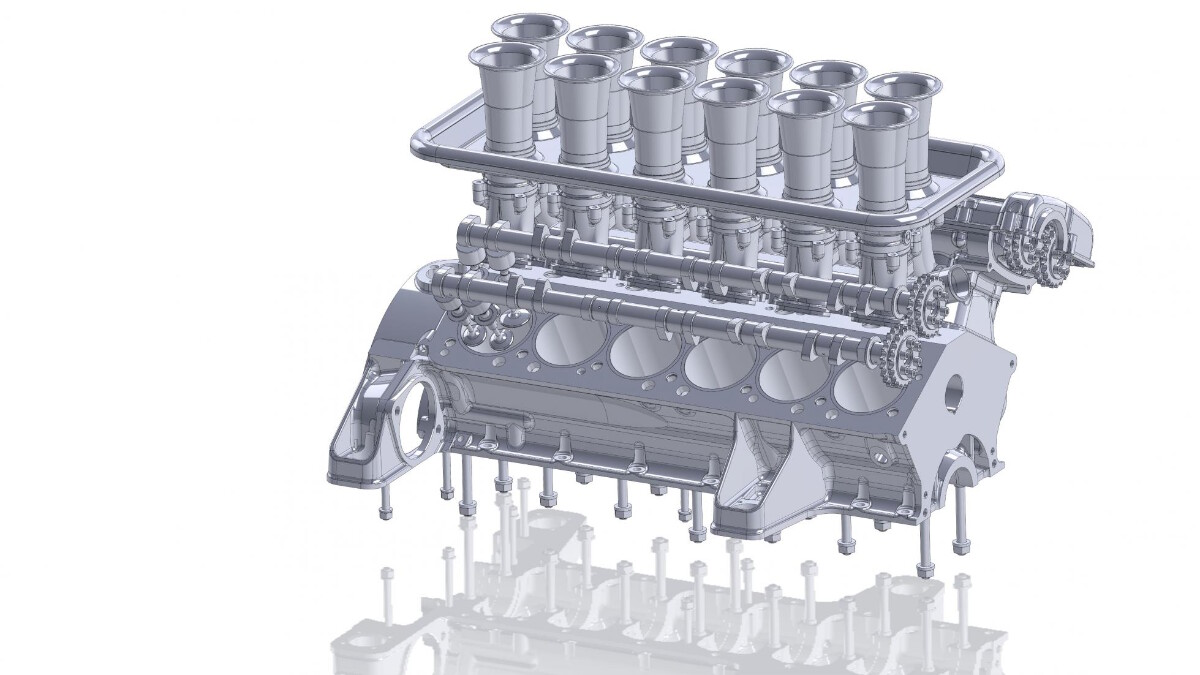 GTO Engineering's Moderna engine