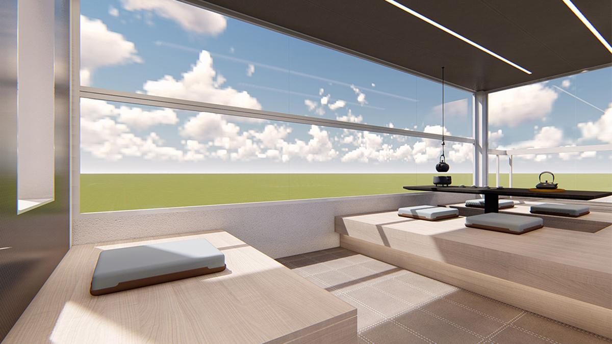 Maxus Life Home V90 Kitchen