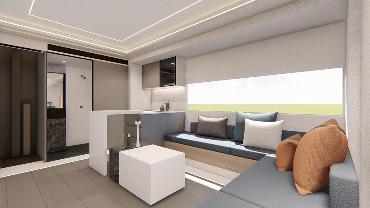 Maxus Life Home V90 Living Space